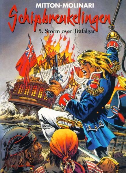 Schipbreukelingen 5 Storm over Trafalgar