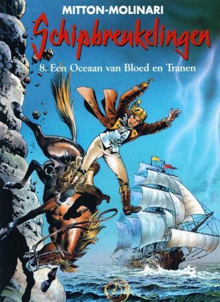 Schipbreukelingen 8 Een oceaan van bloed en tranen