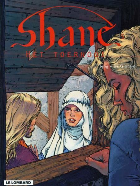 Shane 5 Het toernooi