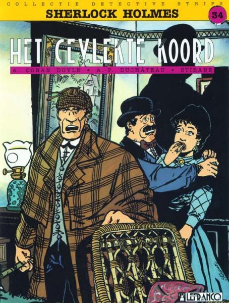 Sherlock Holmes (Lefrancq) 5 Het gevlekte koord