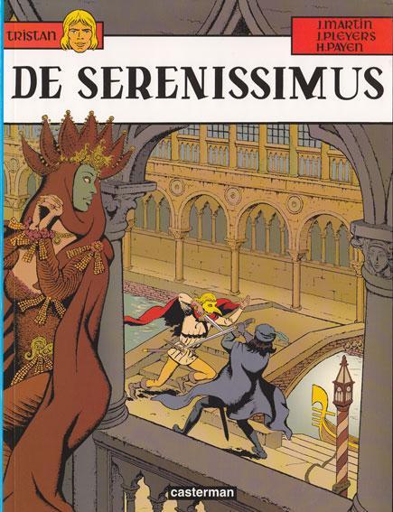 Tristan (Casterman) 11 De serenissimus