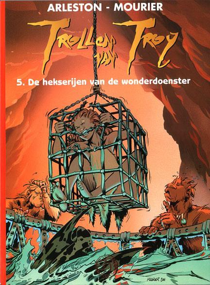 Trollen van Troy 5 De hekserijen van de wonderdoenster