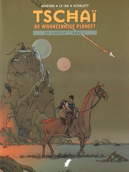 Tschai - De waanzinnige planeet 1 De Chasch - deel 1