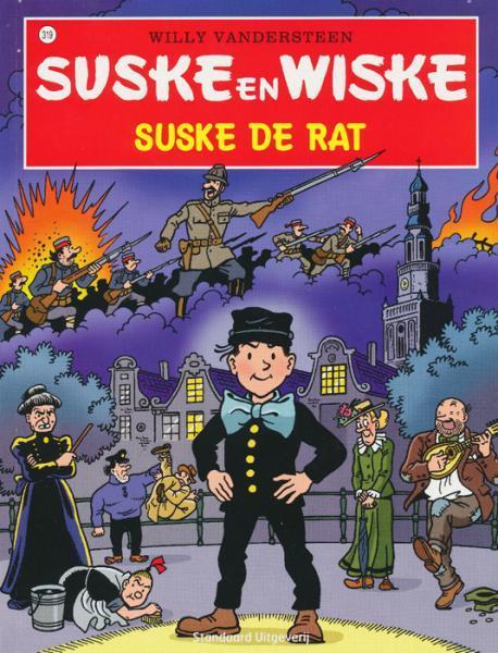 Suske en Wiske 319 Suske de rat