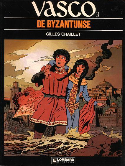 Vasco (Nederlands) 3 De Byzantijnse
