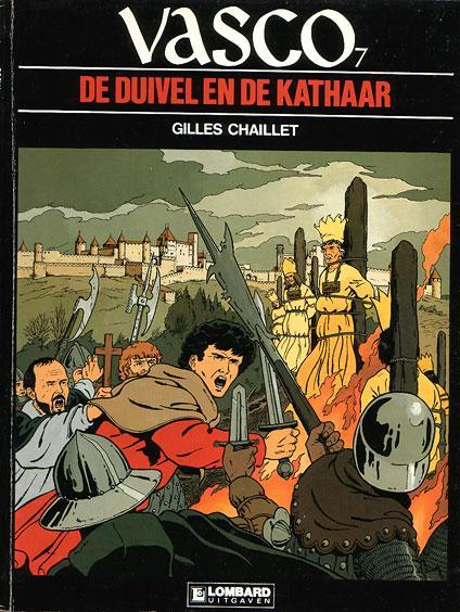 Vasco (Nederlands) 7 De duivel en de kathaar