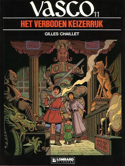 Vasco (Nederlands) 11 Het verboden keizerrijk