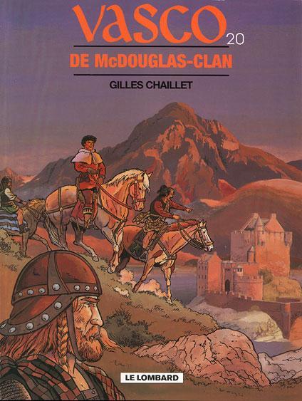 Vasco (Nederlands) 20 De McDouglas-clan