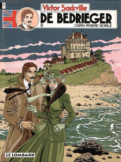 Victor Sackville, spion van Georges V 9 De bedrieger