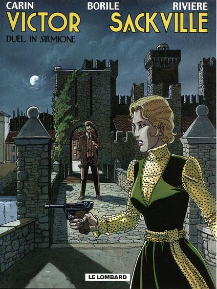Victor Sackville, spion van Georges V 16 Duel in Sirmione