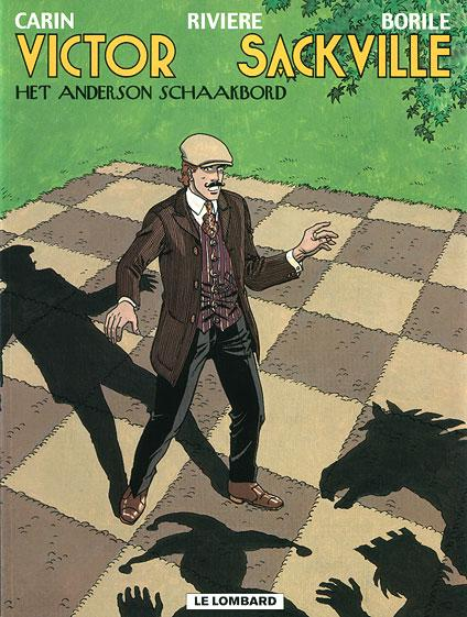 Victor Sackville, spion van Georges V 17 Het Anderson schaakbord