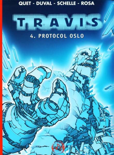 Travis (Talent/Daedalus) 4 Protocol Oslo