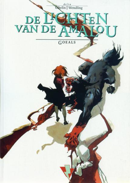 De lichten van de Amalou 4 Goeals