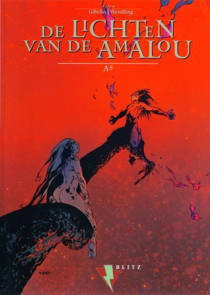 De lichten van de Amalou 5 As