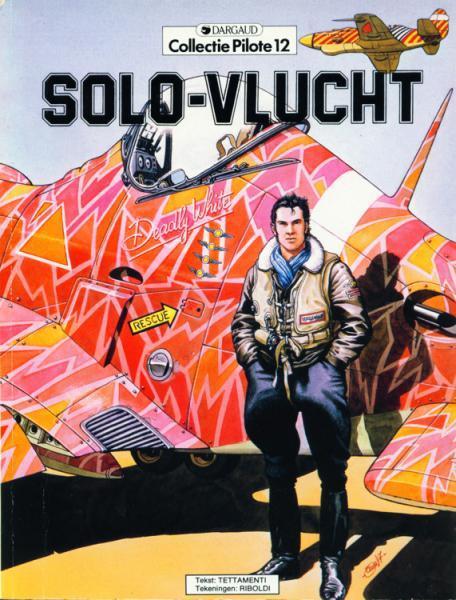 Solo-vlucht 1 Solo-vlucht
