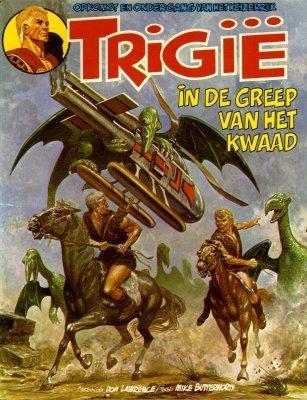 Trigië (Oberon) 6 In de greep van het kwaad