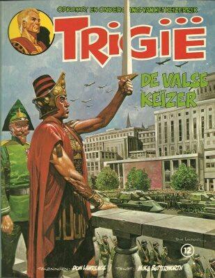 Trigië (Oberon) 12 De valse keizer