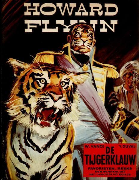 Howard Flynn 3 De tijgerklauw