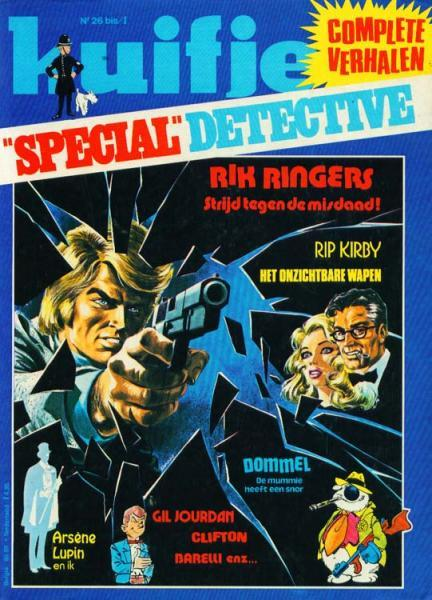 """Super Kuifje 1 """"Special"""" Detective"""