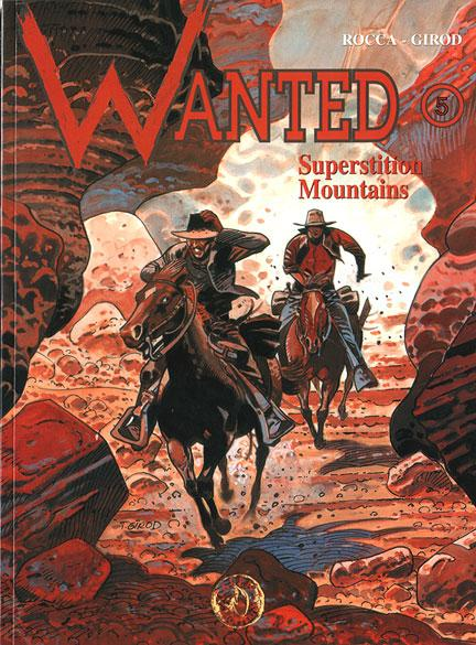Wanted (Girod) 5 Superstition Mountains