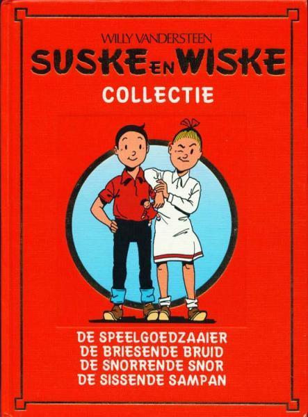 Suske en Wiske (Lecturama - Collectie) 7 Collectie - 7