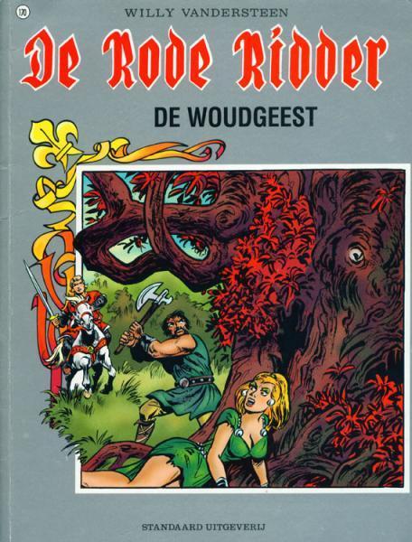 De Rode Ridder 170 De woudgeest