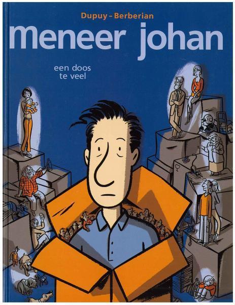 Meneer Johan 6 Een doos teveel