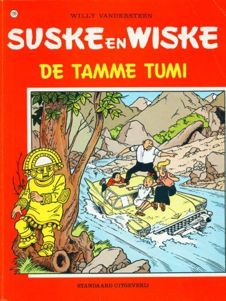 Suske en Wiske 199 De tamme Tumi