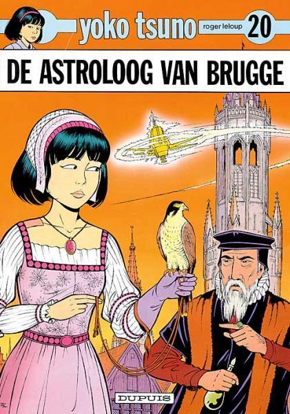 Yoko Tsuno 20 De astroloog van Brugge