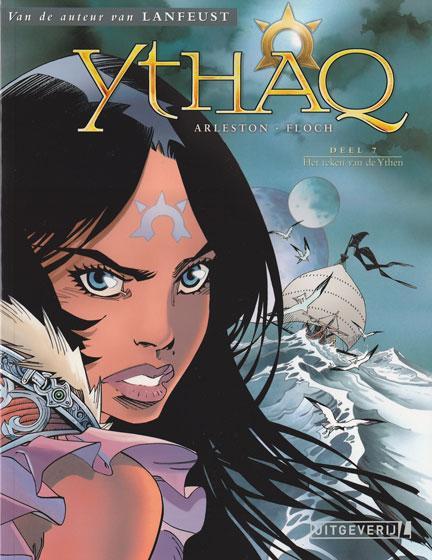 Ythaq 7 Het teken van de Ythen