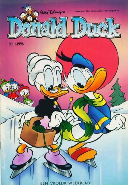 Donald Duck weekblad - 1996 (jaargang 45) 1 Nummer 1