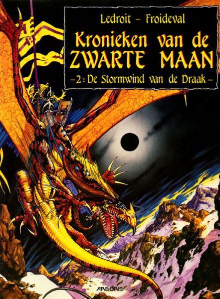 Kronieken van de zwarte maan 2 De stormwind van de draak