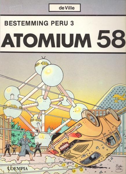 Bestemming Peru 3 Atomium 58