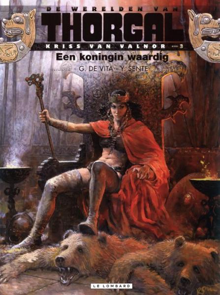 De werelden van Thorgal - Kriss van Valnor 3 Een koningin waardig
