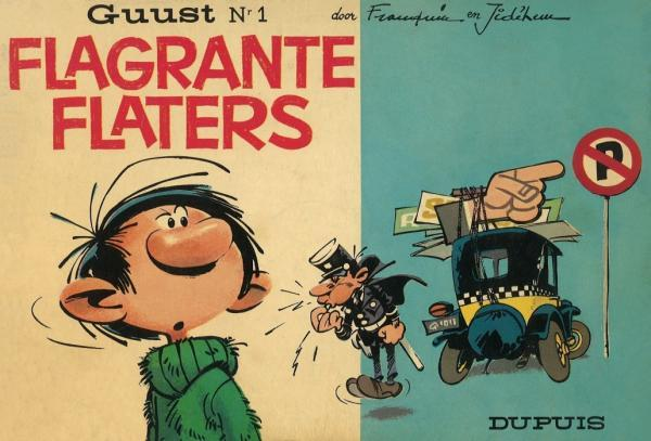 Guust 01 Flagrante flaters