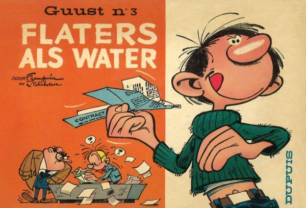 Guust 03 Flaters als water