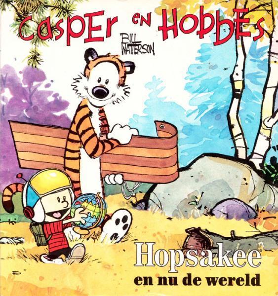 Casper en Hobbes 3 Hopsakee en nu de wereld
