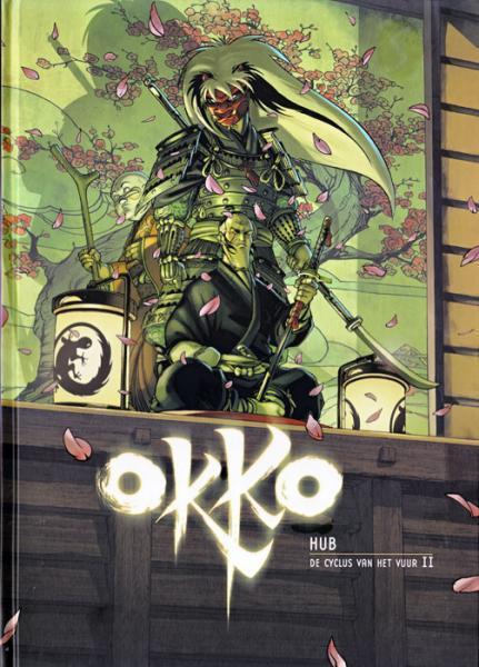 Okko 8 De cyclus van het vuur, Deel 2