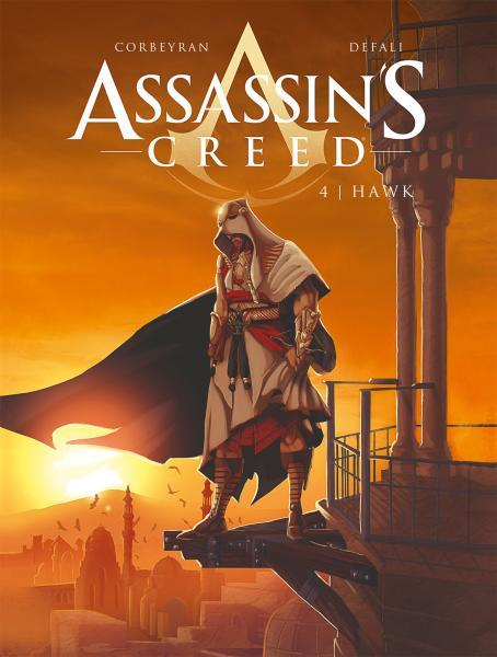 Assassin's Creed 4 Hawk