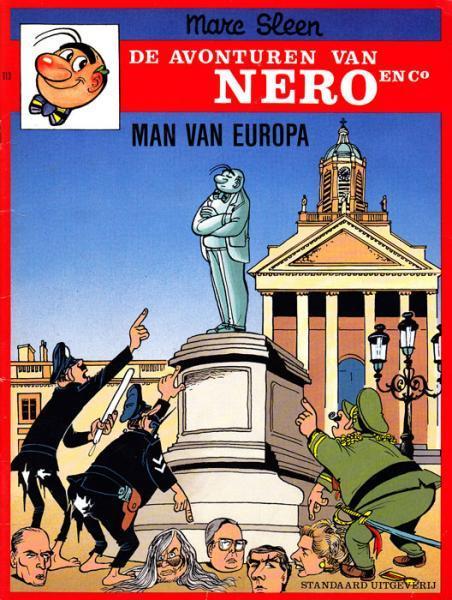 Nero 113 Man van Europa