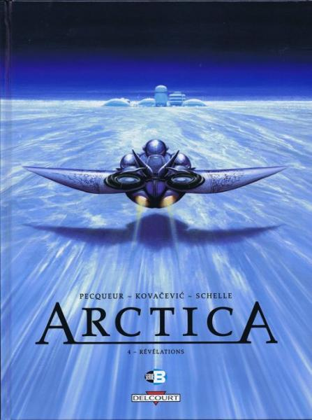 Arctica 4 Révélations