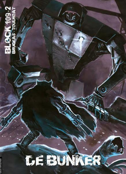 Block 109 (Saga) 2 De bunker