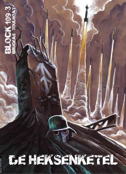 Block 109 (Saga) 3 De heksenketel