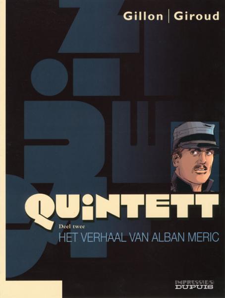 Quintett 2 Het verhaal van Alban Meric