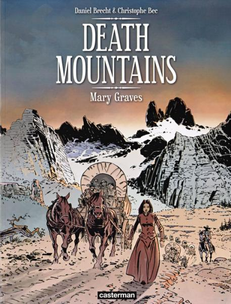 Death Mountains 1 Mary Graves