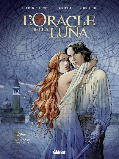 Het orakel van de maan 2 Les amants de Venise