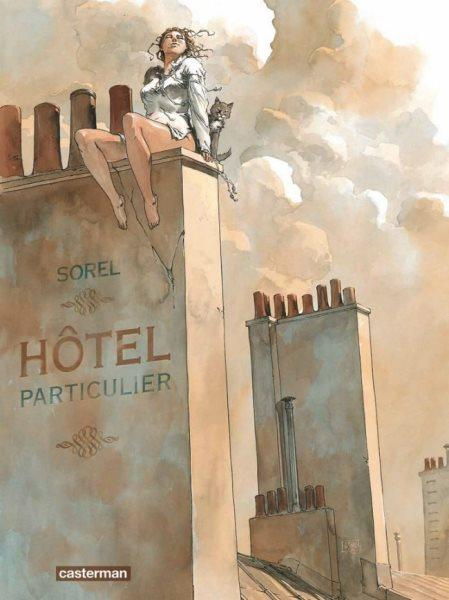 Hotel particulier (Sorel) 1 Hôtel particulier