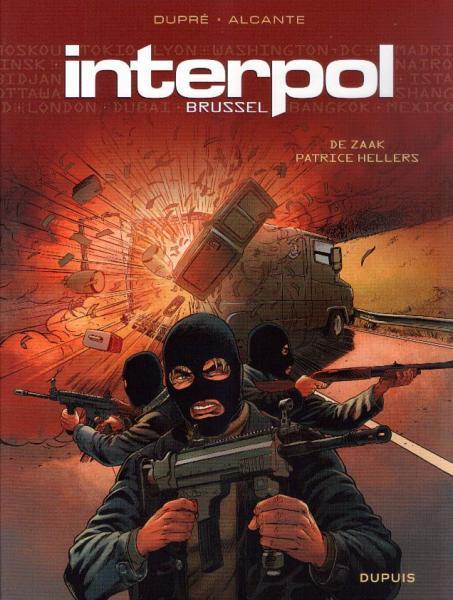 Interpol 1 Brussel - De zaak Patrice Hellers
