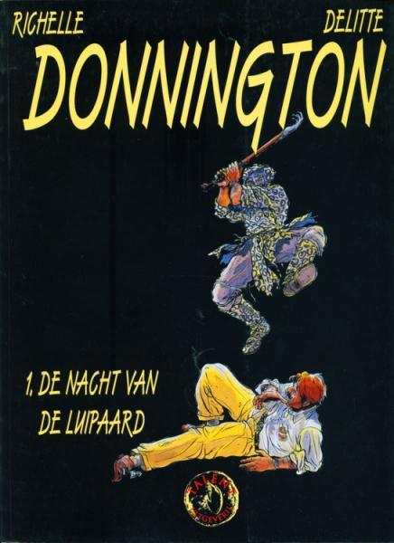 Donnington 1 De nacht van de luipaard