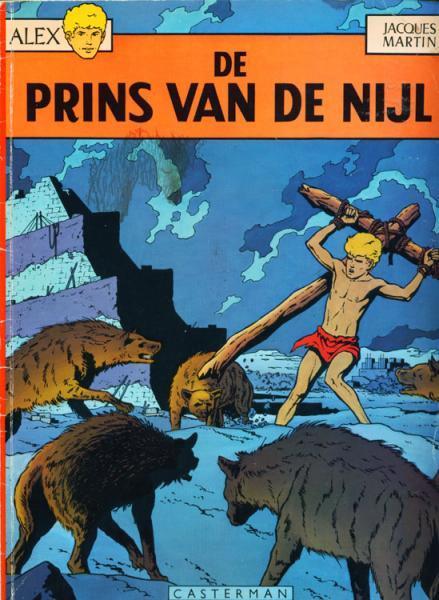 Alex 11 De prins van de Nijl